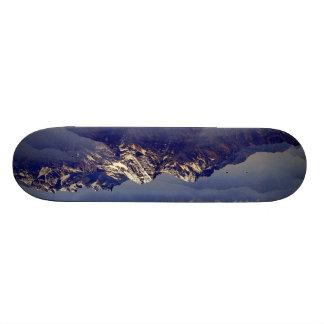 Himalayas Landscape Skate Board