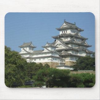Himeji castle Japan mousepad