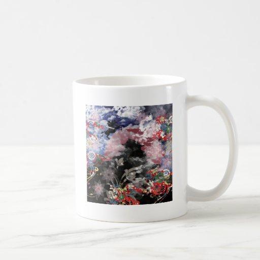 Himeji warrior coffee mugs