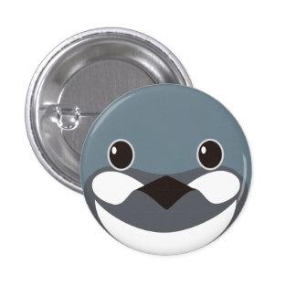 himeuzura (normal) - Quail (normal) 3 Cm Round Badge
