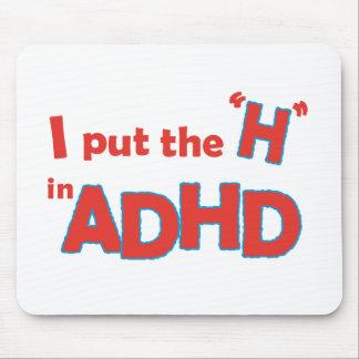 HinADHD Mouse Pad