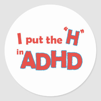 HinADHD Stickers