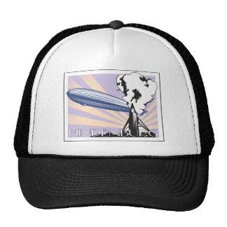 hindenburg mesh hats