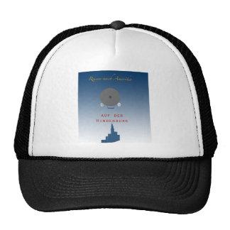 Hindenburg Zeppelin Trucker Hat