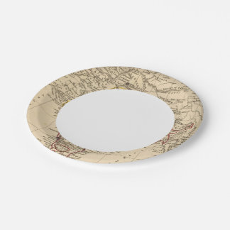Hindoostan 2 paper plate