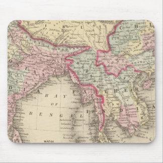Hindoostan, Farther India, China, Tibet 2 Mouse Mat