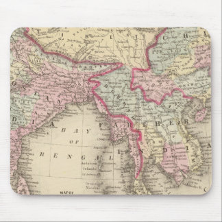 Hindoostan, Farther India, China, Tibet 2 Mousepads