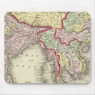Hindoostan, Farther India, China, Tibet Mousepads