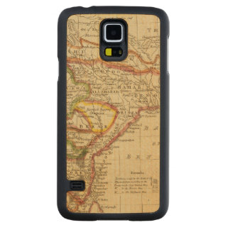 Hindoostan or India Carved Maple Galaxy S5 Case