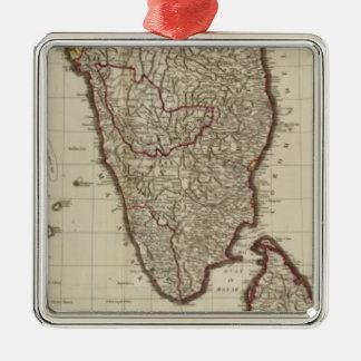 Hindoostan south christmas ornament