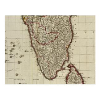 Hindoostan south postcard