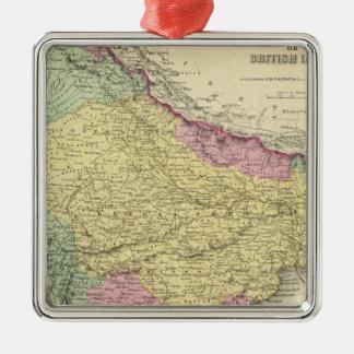 Hindostan Or British India 2 Christmas Ornament