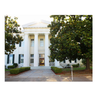 Hinds County Courthouse - Mississippi postcard