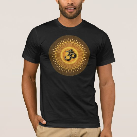 Hindu And Buddhist Om Symbol T-Shirt