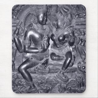 Hindu Deities Mouse Pad