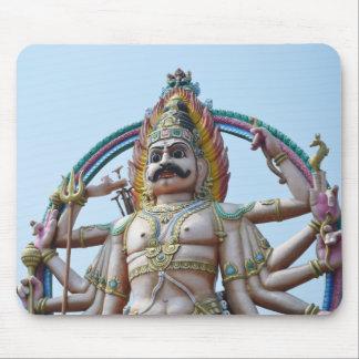 Hindu Deity Photo Print Mouse Pad