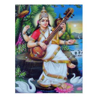 Hindu Deity Series Postcard