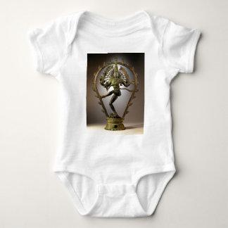 Hindu Deity Shiva Tamil the Destroyer Transformer Baby Bodysuit