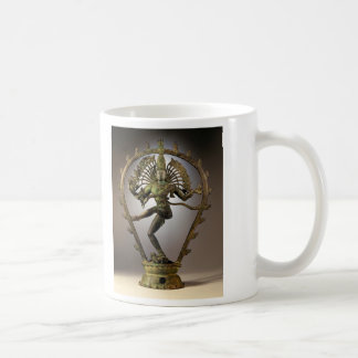 Hindu Deity Shiva Tamil the Destroyer Transformer Basic White Mug