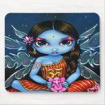 """Hindu Fairy"" Mousepad"