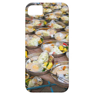 Hindu festival meals, Little India, Singapore iPhone 5 Covers
