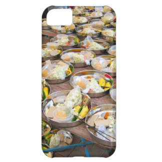 Hindu festival meals, Little India, Singapore iPhone 5C Case