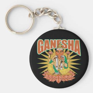 Hindu Ganesha Keychains