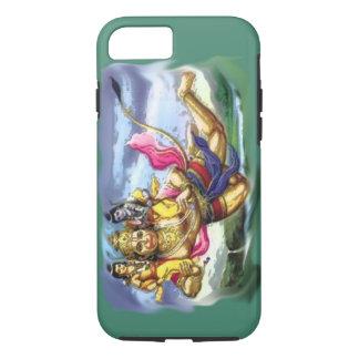 Hindu god hanuman apple iphone hard case design