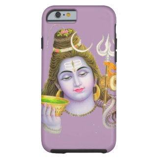 Hindu god shiva apple iphone hard case design tough iPhone 6 case