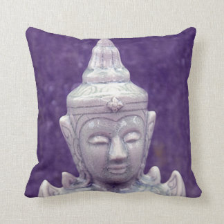 Hindu God Statue Spiritual Figure Pillow Cushion