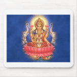 Hindu Goddess Laxmi Devi Mata Mouse Pad
