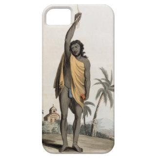 Hindu Priest, pub. by Edward Orme, 1804 (litho) iPhone 5 Case