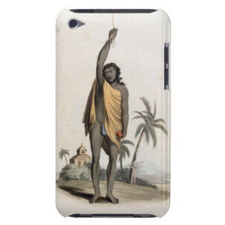 Hindu Priest, pub. by Edward Orme, 1804 (litho) iPod Touch Case