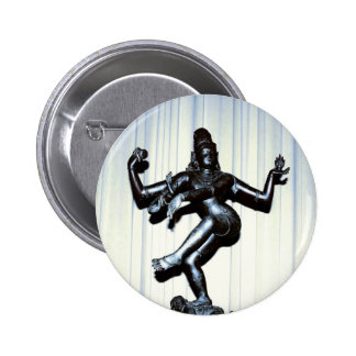 Hindu Shiva Button