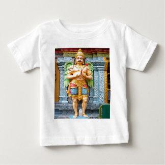 Hindu temple statue baby T-Shirt