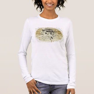 Hindu Vegetable and Fruit Sellers in Madras, 19th Long Sleeve T-Shirt