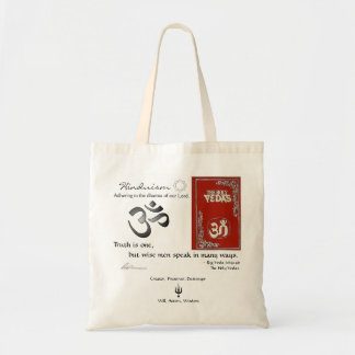 Hinduism - Passage tote bag