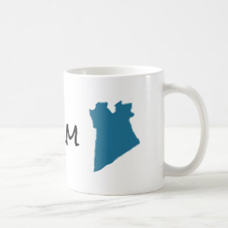 Hingham Massachusetts Coffee Mug