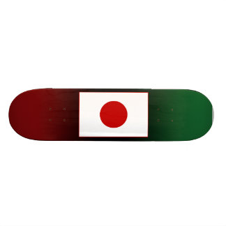 Hinomaru 21.3 Cm Mini Skateboard Deck
