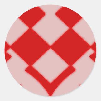 Hint of a Heart Sticker