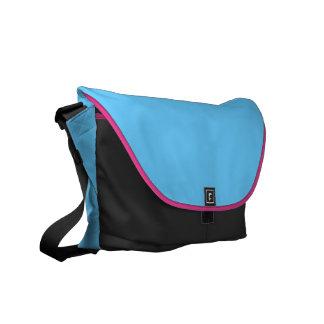 Hint of Pink Urban Bag Messenger Bag