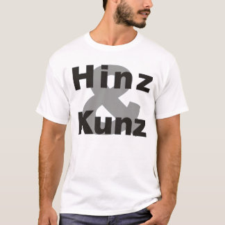Hinz and Kunz black T-Shirt
