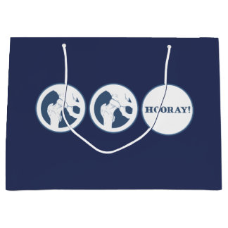 Hip hip hooray gift bag