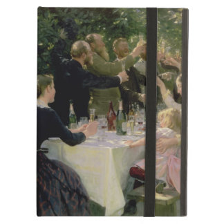 Hip Hip Hurrah! Artists' Party at Skagen, 1888 Case For iPad Air