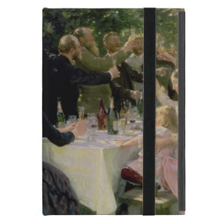 Hip Hip Hurrah! Artists' Party at Skagen, 1888 Cover For iPad Mini