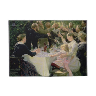 Hip Hip Hurrah! Artists' Party at Skagen, 1888 Covers For iPad Mini
