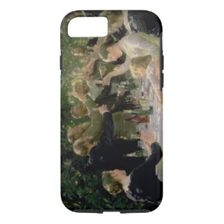 Hip Hip Hurrah! Artists' Party at Skagen, 1888 iPhone 8/7 Case