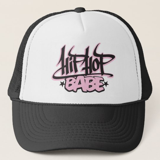 Hip Hop Babe® Trucker Hat
