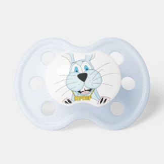 Hip Hop Bunny Rabbit Dummy/Pacifier Dummy