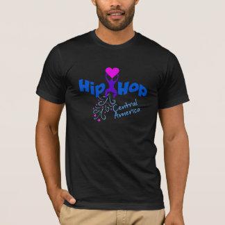 Hip Hop Central America - choose style & color T-Shirt